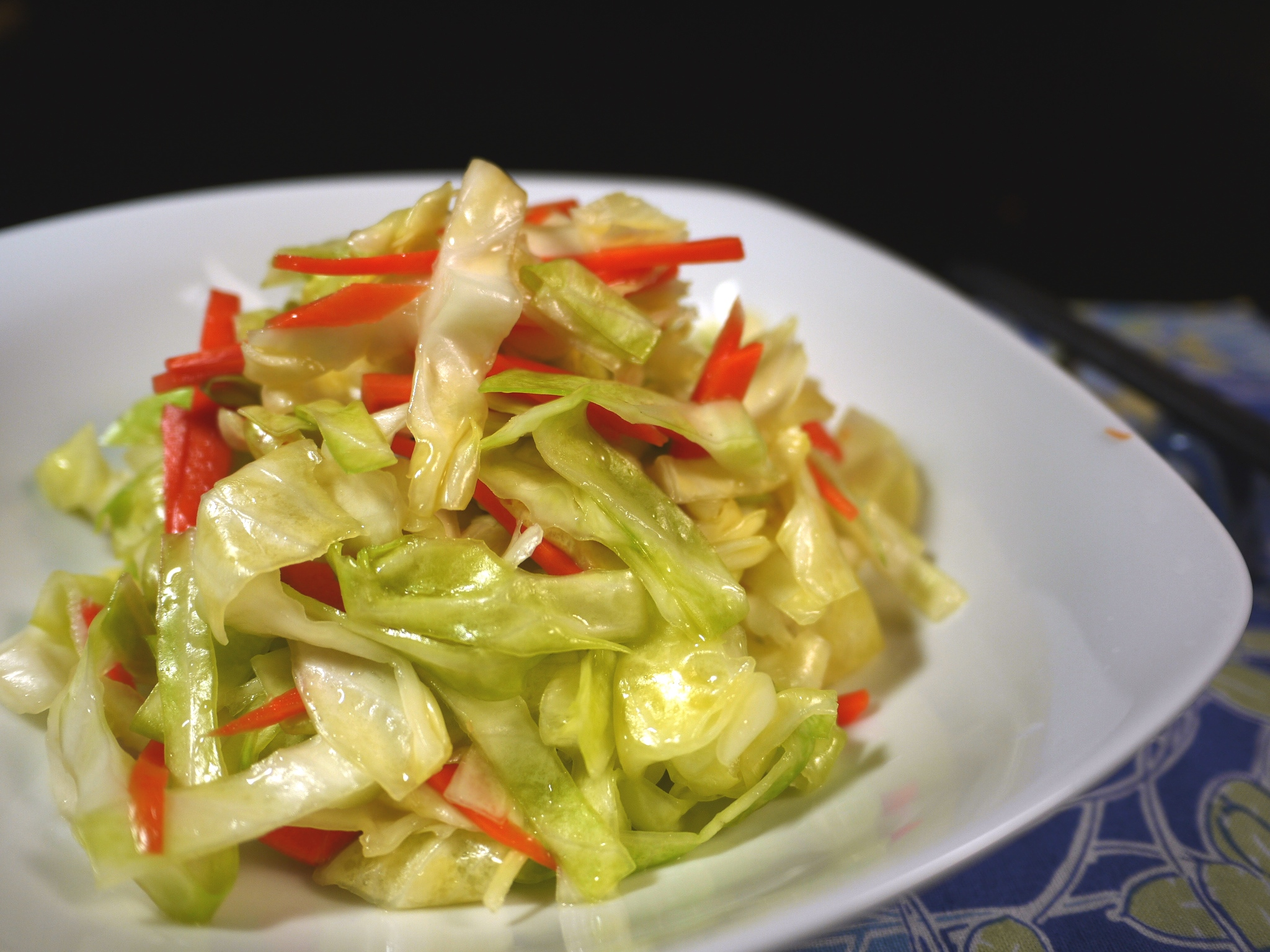 Taiwanese Pickled Cabbage Recipe Quick N Easy Easy Chinese Recipes